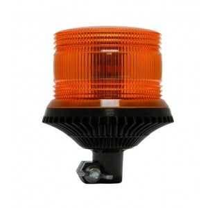 Pojedyncza lampa LAP LFB-030 LED, 12/24V, pomarańczowa, mocowanie DIN, R65