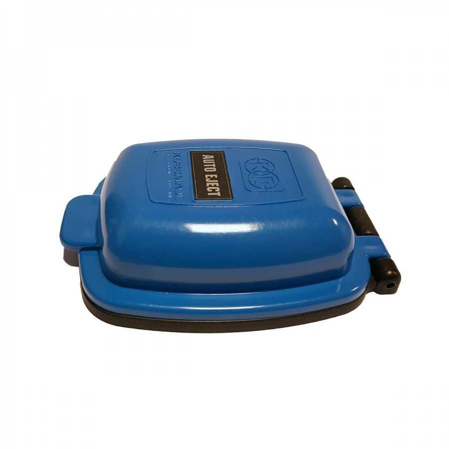 Klapka osłonowa gniazda Super Auto Eject, 16A, niebieska