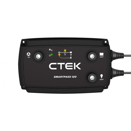 Ładowarka CTEK Smartpass 120