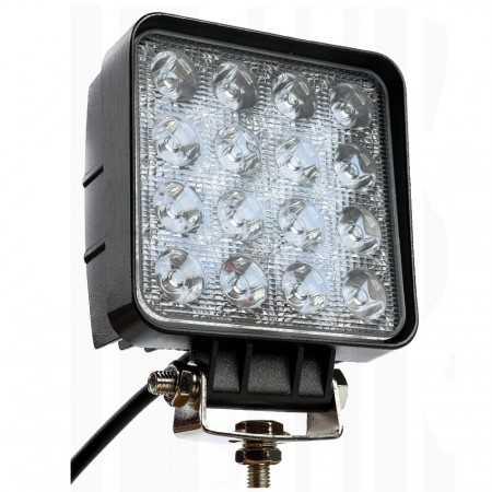 Work light Powerlight 16x LED, 48W, 3071 lm, 9-32V