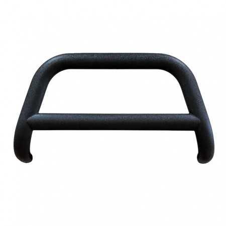 Orurowanie przednie z poprzeczką Volkswagen Amarok, homologacja, stal nierdzewna, czarny mat, rura 90mm