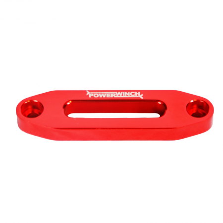 Powerwinch Red Aluminum Hawse Fairlead ATV