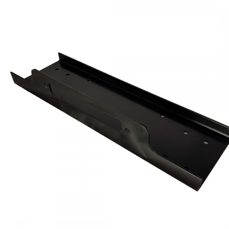 Uniwersalna płyta montażowa do wyciągarek długa 92cm