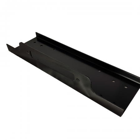 Universal mounting plate for winches 92 cm long