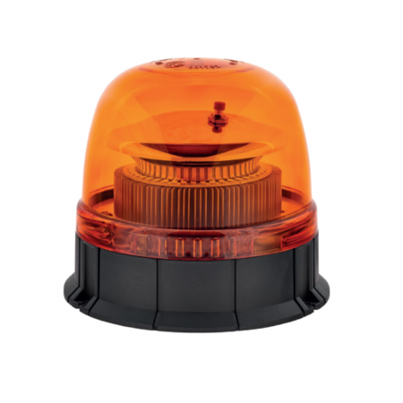 LAP LTB050 Reg 65 LED Beacon - Three Bolt - Amber 12/24V