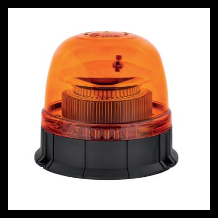 Pojedyncza lampa LAP LTB-050 LED, 12/24V, pomarańczowa, mocowanie 3-punktowe, R65