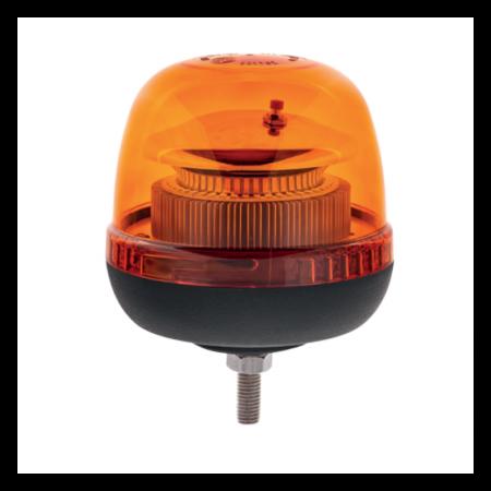 LAP LTB060 Reg 65 LED Beacon - Single Bolt - Amber 12/24V