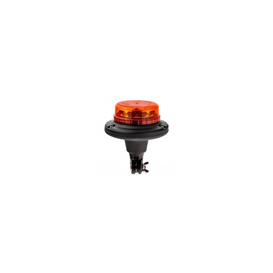 LAP LPB Series 12/24V, R65 Magnetic fixing Amber LED Beacon