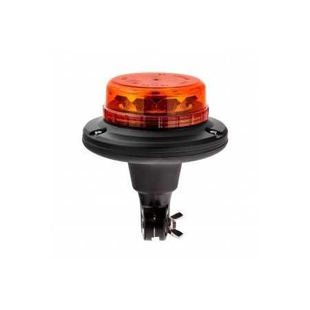 LAP LED LPB040 - Low Profile Beacons, 12/24V, Flexi DIN, Amber