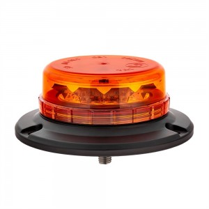LAP LPB Series 12/24V, R65 Magnetic fixing Amber LED Beacon