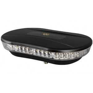 Lampa LAP1040AC/SP, mocowanie 1-punktowe, pomarańczowa 12/24V, R65