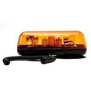 Lampa rotatorowa LAP CLB55MA - mini halogen, mocowanie magnetyczne - 12/24V