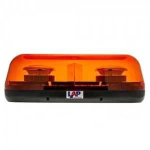 Lampa LED LAP CLBT162A/SP - mini, mocowanie 1-puntkowe - 12/24V