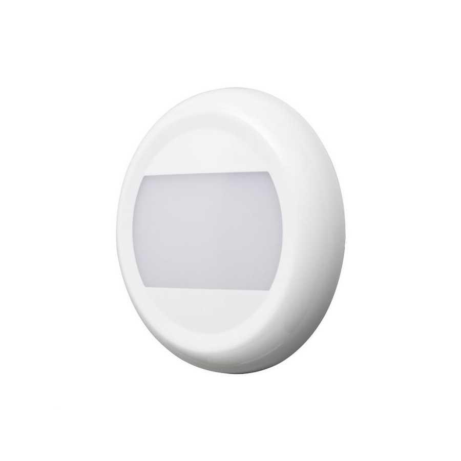 Lampa wewnętrzna LAP LED Interior Lamp Round - 12/24V