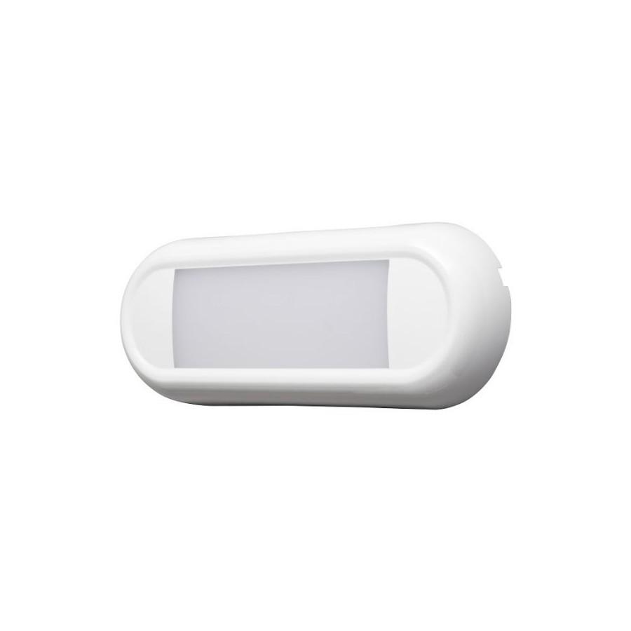 LAP LED Interior Lamp Round - 12/24V