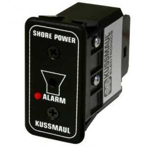 Wskaźnik wewnętrzny audio-wizualny podłączenia do zewnętrznego źródła energii, 24V