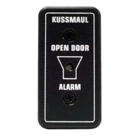 Open door alarm - Audio annunciator