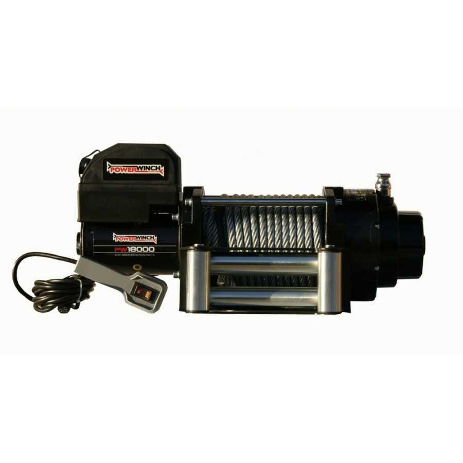 Wyciągarka PW18000 24V